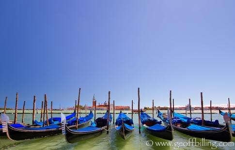 Venice_Gondolas